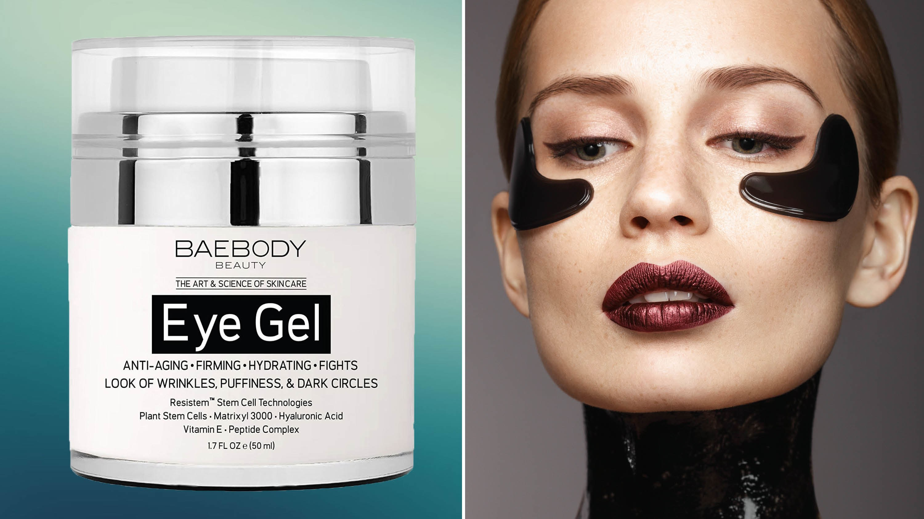 be265d02a09 Banish Dark Circles Fast with the Baebody's Best-Selling Eye Gel ...