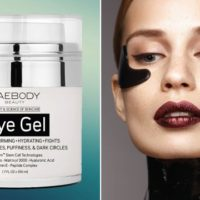 Banish Dark Circles Fast with the Baebody's Best-Selling Eye Gel